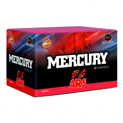 Bateria Mercury 48 dispars